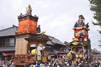 川越祭り 25610004099  写真素材・ストックフォト・画像・イラスト素材 アマナイメージズ