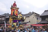 川越祭り 25610004102  写真素材・ストックフォト・画像・イラスト素材 アマナイメージズ