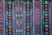 トドス・サントス・クチュマタンの織物