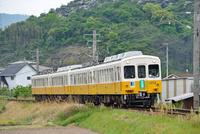 琴平電鉄の1070形普通電車