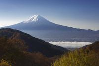 御坂峠より富士山