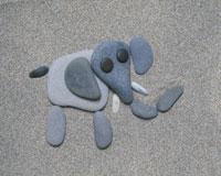 石遊び 25761000806| 写真素材・ストックフォト・画像・イラスト素材|アマナイメージズ