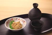 ブリ子と日本酒
