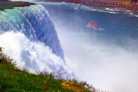 アメリカ滝からの俯瞰