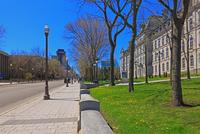 ケベック州議事堂と新市街 25801014627| 写真素材・ストックフォト・画像・イラスト素材|アマナイメージズ