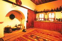 民家の内部 サフランボル トルコ