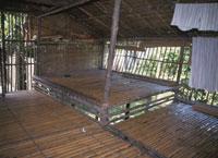 ルングス族の居間
