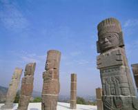 トゥーラの遺跡 25826001763| 写真素材・ストックフォト・画像・イラスト素材|アマナイメージズ