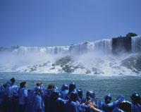 ナイアガラ滝 25826009509| 写真素材・ストックフォト・画像・イラスト素材|アマナイメージズ