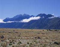 フッカー渓谷 マウント・クック国立公園