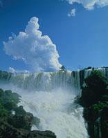 イグアスの滝  1月 アルゼンチン 25826022138| 写真素材・ストックフォト・画像・イラスト素材|アマナイメージズ