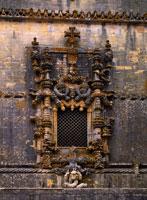 キリスト教修道院のマヌエル様式の窓装飾 25826025342| 写真素材・ストックフォト・画像・イラスト素材|アマナイメージズ