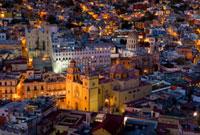 グアナフアトの街並み 25826026257| 写真素材・ストックフォト・画像・イラスト素材|アマナイメージズ