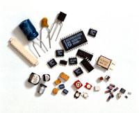 コンピュータの電子回路構成部品