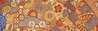 西陣織のパターン