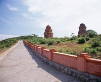 チャンパ遺跡 25867016867| 写真素材・ストックフォト・画像・イラスト素材|アマナイメージズ