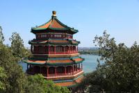 頤和園 仏香閣 25882004810| 写真素材・ストックフォト・画像・イラスト素材|アマナイメージズ