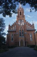 教会 25890000208  写真素材・ストックフォト・画像・イラスト素材 アマナイメージズ