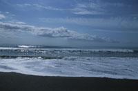 海と雲の空 25890002013  写真素材・ストックフォト・画像・イラスト素材 アマナイメージズ