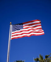 アメリカ国旗 25893000841  写真素材・ストックフォト・画像・イラスト素材 アマナイメージズ