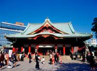 七五三 亀戸天神社