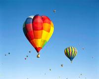 熱気球(バルーン)祭り