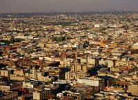 ラテンアメリカタワーより望む街並 25947032578| 写真素材・ストックフォト・画像・イラスト素材|アマナイメージズ