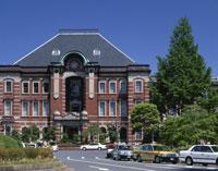東京駅駅舎 丸の内側