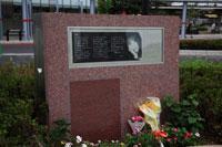 本田美奈子記念碑 25977003022| 写真素材・ストックフォト・画像・イラスト素材|アマナイメージズ