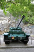 香港海防博物館の英国軍コメット戦車 25977008414| 写真素材・ストックフォト・画像・イラスト素材|アマナイメージズ