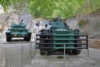 香港海防博物館の装甲兵員輸送車と戦車 25977008415| 写真素材・ストックフォト・画像・イラスト素材|アマナイメージズ