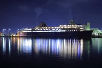 新潟港の夜景