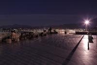 高塔山展望台の夜景