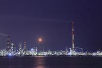 大分の工場夜景
