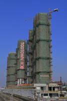 中国の建設中のビル 25977009035| 写真素材・ストックフォト・画像・イラスト素材|アマナイメージズ