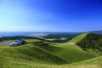 寒風山からの眺め 25977009085| 写真素材・ストックフォト・画像・イラスト素材|アマナイメージズ