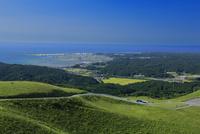 寒風山からの眺め 25977009086| 写真素材・ストックフォト・画像・イラスト素材|アマナイメージズ