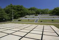 舞鶴公園の将棋盤 25977009097| 写真素材・ストックフォト・画像・イラスト素材|アマナイメージズ