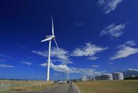 サミットウィンドパワー酒田風力発電所 25977009400| 写真素材・ストックフォト・画像・イラスト素材|アマナイメージズ
