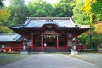 伊豆山神社 本殿 25980004216| 写真素材・ストックフォト・画像・イラスト素材|アマナイメージズ