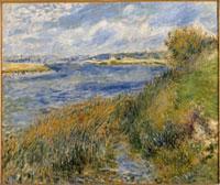 シャンロゼのセーヌ河