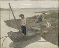 貧しい漁師 ピュヴィ