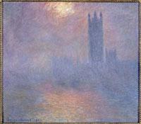 ロンドンの国会議事堂