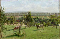 ヴェズィネの丘