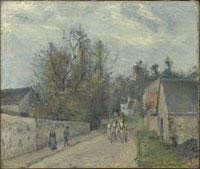 馬車、エラニーの道
