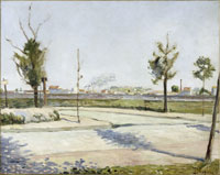 ジュヌヴィリエ街道