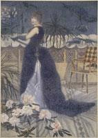 エクトール・フランス夫人