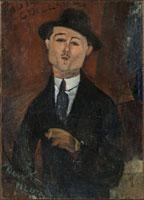 新しき水先案内人ポール・ギョームの肖像
