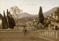 チヴォリ ヴィラ・デステ庭園