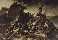 メデューズ号の筏 26004016918| 写真素材・ストックフォト・画像・イラスト素材|アマナイメージズ